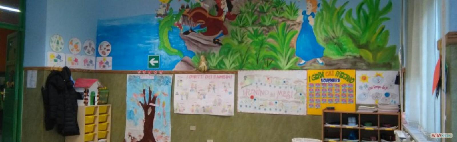 sezione scuola infanzia - Giuliana